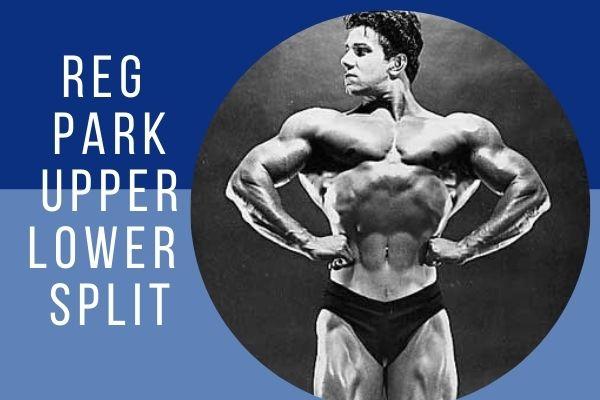 REG PARK UPPER-LOWER SPLIT