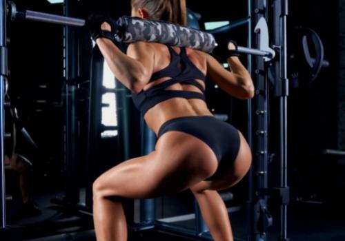 smith machine arch squats