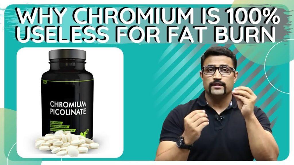 chromium fat burner